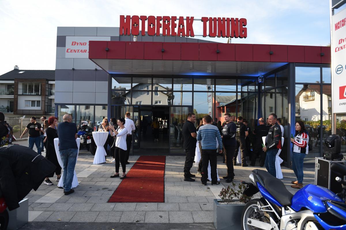 Motofreak Tuning - Grand opening